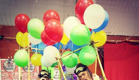 Una divertida disfressa pel Carnaval de Torà