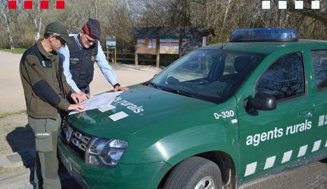 Els Agents Rurals podran demanar ajuda urgent als Mossos a través d'un nou canal directe
