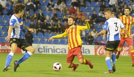 El Lleida arrenca un punt d'Alacant (0-0)