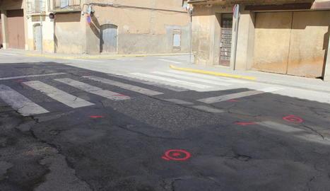 Mesures cautelars per al conductor detingut per un atropellament mortal en Torres de Segre
