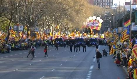DIRECTO. DIRECTO. Sigue la retransmisión de la manifestación en MadridSigue la retransmisión de la manifestación en Madrid