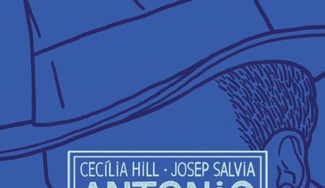 a quatre mans. Cecília Hill i Josep Salvia són parella en tots els sentits del terme, creativa i sentimental.