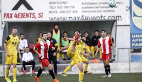 El Balaguer va lluitar i va jugar un bon partit però va tornar a mostrar-se ineficaç en la resolució.