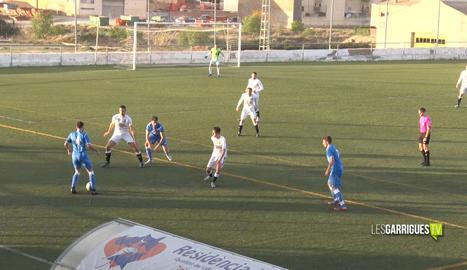 El FC Borges perd a casa contra el Vista Alegre