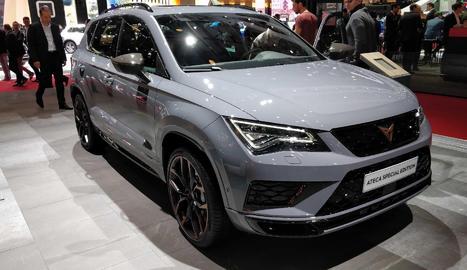 Millora el rendiment, la sofisticació i l'atractiu del SUV d'altes prestacions i marca l'inici d'una nova era.