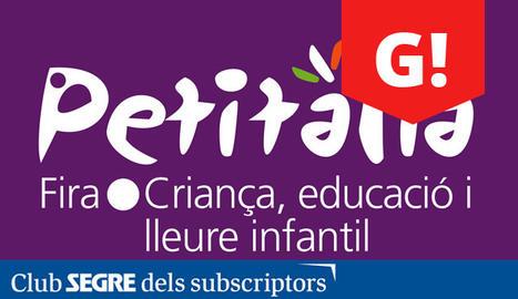 Cartell de l'edició d'enguany de la Fira Petitàlia, a Fira de Lleida.