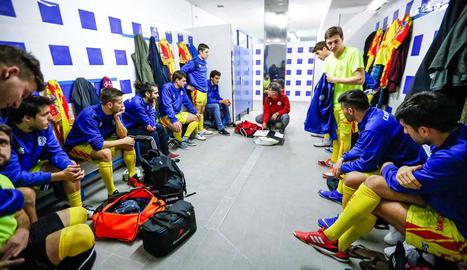 El lleidatà Jordi Rexach dóna la llista del Mundial de futbol sala