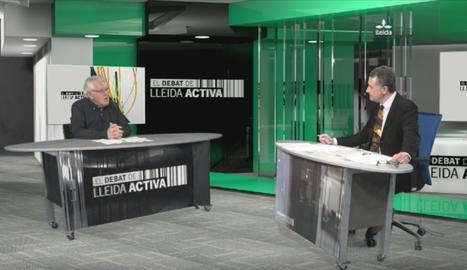 La situació dels pensionistes, a 'El Debat de Lleida Activa'