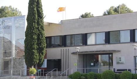 Imatge d'arxiu de la seu del consell de les Garrigues.