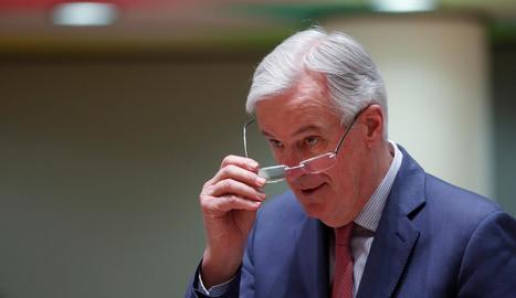 El negociador en cap europeu del Brexit, Michel Barnier.