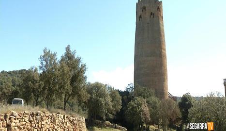 L'Ajuntament de Torà arranjarà l'interior de la Torre de Vallferosa