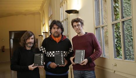 Presenten a la UdL una antologia poètica de Joseba Sarrionandia