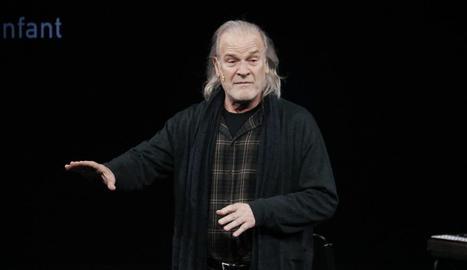 Lluís Homar.
