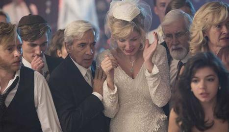 A la nova temporada, Toni Alcántara (esquerra) es casarà amb Deborah.