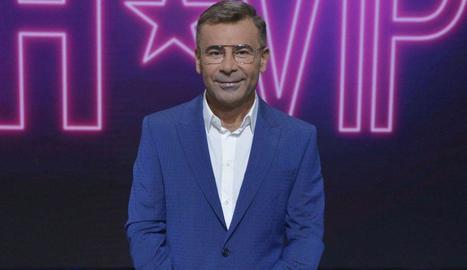 El presentador de 'Sábado Deluxe' i 'GH Dúo', J. J. Vázquez.