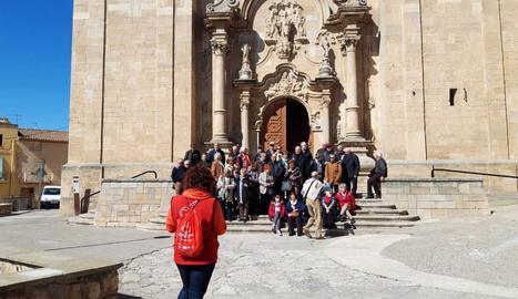 Aitona ofereix rutes per descobrir el patrimoni del municipi