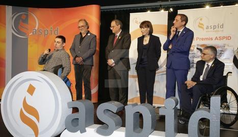 L'acte, encapçalat pel president de la Generalitat, Quim Torra, ha comptat amb 270 participants.
