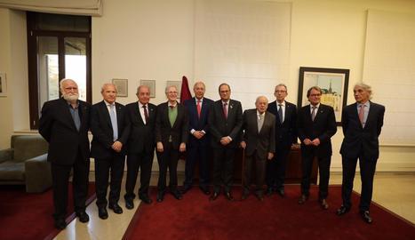 Commemoració del 25è aniversari del Consell Social de la UdL