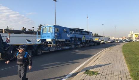 L'avaria d'un camió provoca cues quilomètriques a l'Ll-11