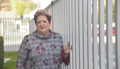 """Rosa Palau: """"Si no fos pel voluntariat, hi hauria moltes necessitats socials per cobrir"""""""