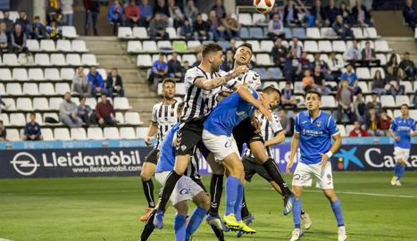 El Lleida segueix en caiguda lliure i perd amb el Castelló (0-1)