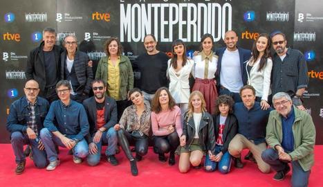La 1 estrena 'Monteperdido'