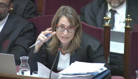 L'advocada de Jordi Cuixart, Mariona Roig.