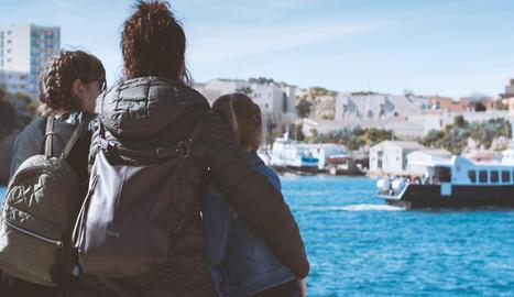 Van aprofitar cada moment per capturar records del viatge.