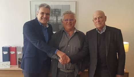 La signatura de la integració entre Argal i Ogier.