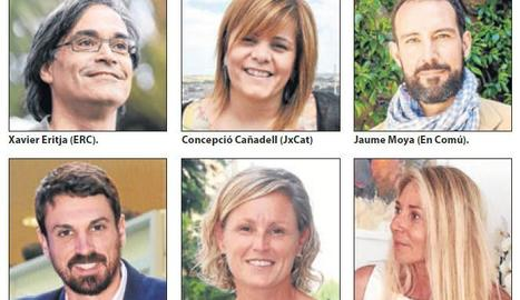 La competència a les generals repunta a Lleida i 14 llistes es disputaran els 4 escons