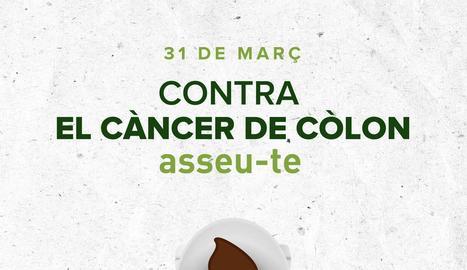 Campanya de prevenció i conscienciació contra el càncer de còlon