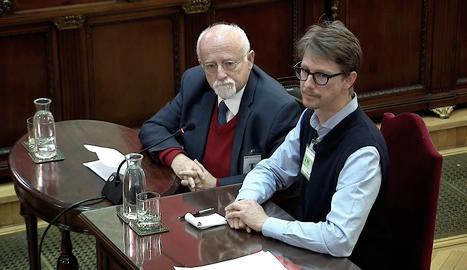 Dos eurodiputats que van ser a Catalunya durant el referèndum defensen que van pagar les seves despeses
