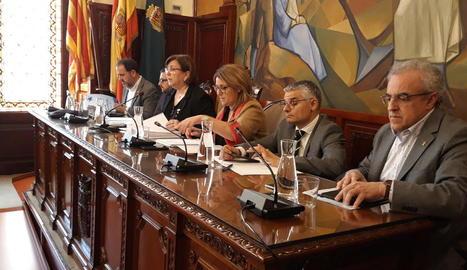Reñé renuncia a participar en la comissió informativa sobre el cas Boreas.