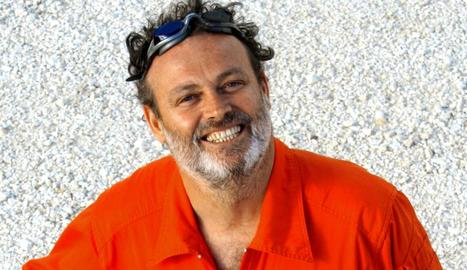 El cantant, Pablo Carbonell.