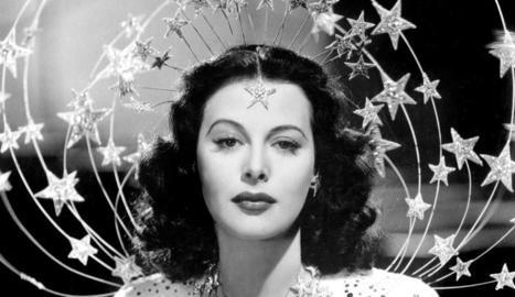 Coneguda només com a actriu, Lamarr també va ser inventora.