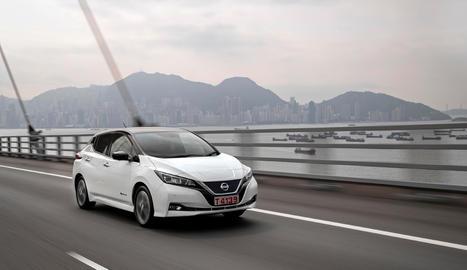 Nissan lidera la mobilitat elèctrica zero emissions a Barcelona amb una quota de mercat del 23%.