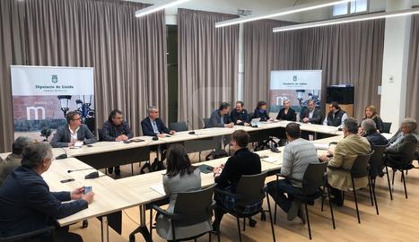 Es constitueix la comissió informativa pel cas Boreas sense la participació de Joan Reñé