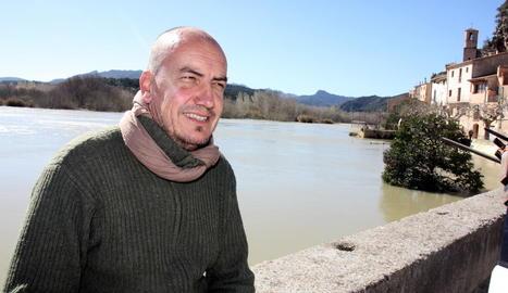 Antoni Borrell, el ja exalcalde de Miravet detingut.