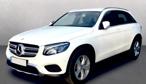 Mercedes GLC 220 d 4M
