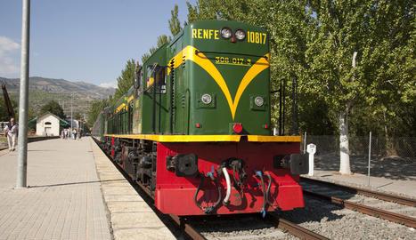 El Tren dels Llacs Històric.