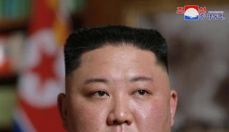 Kim Jong-un i Donald Trump.