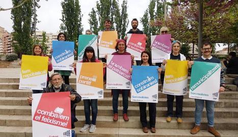 La Crida resumeix el seu programa per a les municipals en sis cartells