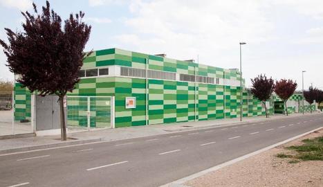 Imatge del col·legi Maria-Mercè Marçal de Tàrrega.