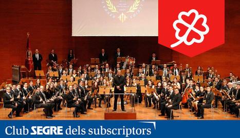 La Banda Simfònica Unió Musical de Lleida ens oferirà un programa eclèctic per a tots els públics i gustos.