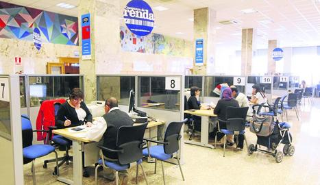 Hisenda ja ha tornat 7,3 milions d'euros a Lleida.