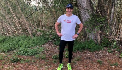 Pedro Sánchez, de 'running' a Lleida