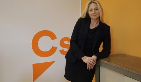 MariMaria Burrel: «Els plans educatius han de centralitzar-se. L'escola catalana adoctrina»a Burrel: «Els plans educatius han de centralitzar-se. L'escola catalana adoctrina»