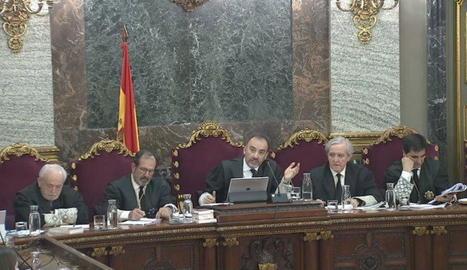 Els testimonis polítics tornaran al Suprem aquesta setmana amb Aragonès i els exconsellers Jané, Ruiz i Baiget