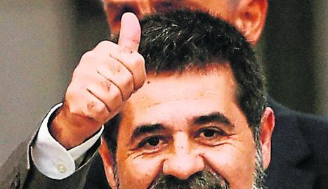 Jordi Sànchez, en una imatge d'arxiu.