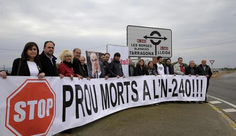 Junts per Catalunya reclama infraestructures per a Lleida
